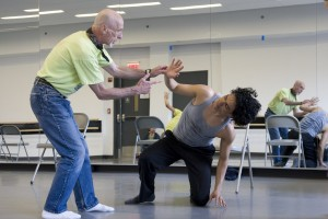 Rooms Rehearsal of Limon Company